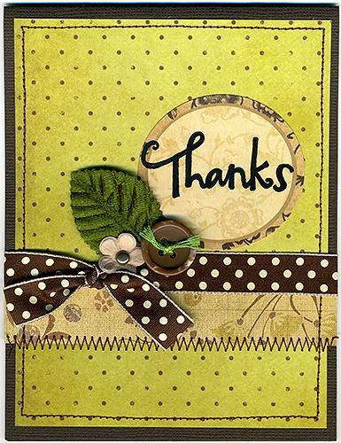 Thankyou cards 1